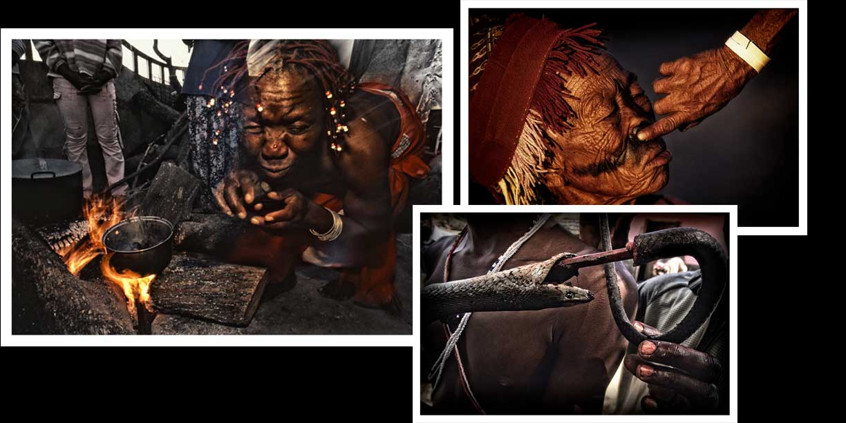 Sangoma or african traditional healers Blog